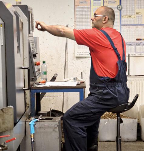 Sústruženie na CNC prístrojoch s vysokou presnosťou