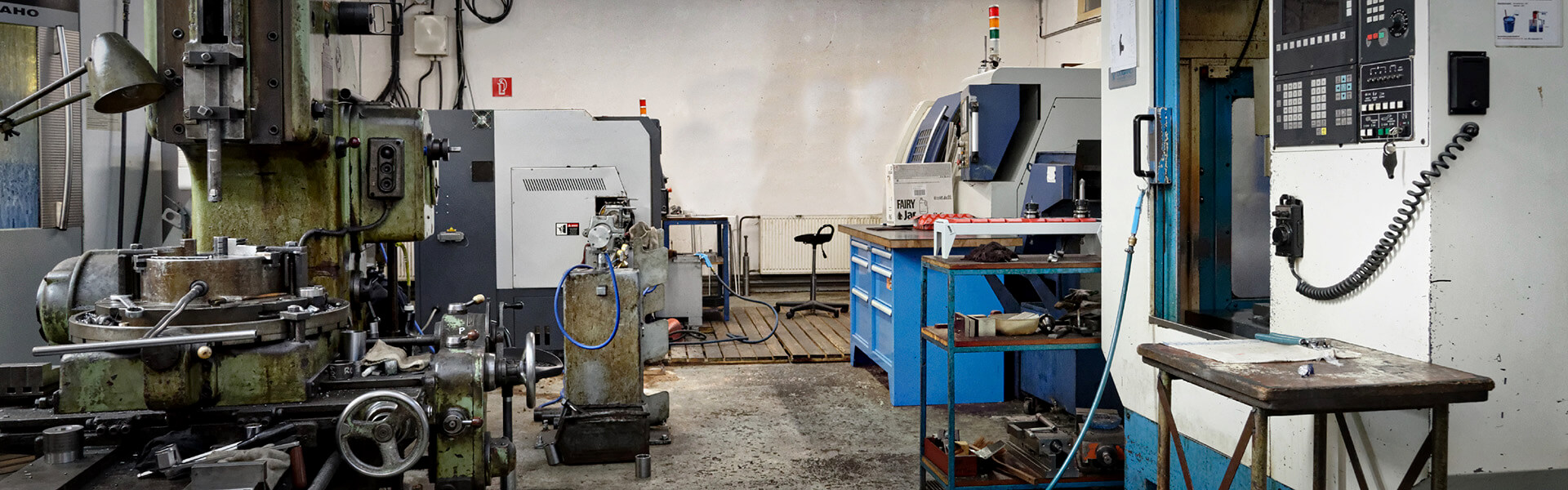 Moderná a presná technika pre obrábanie kovov