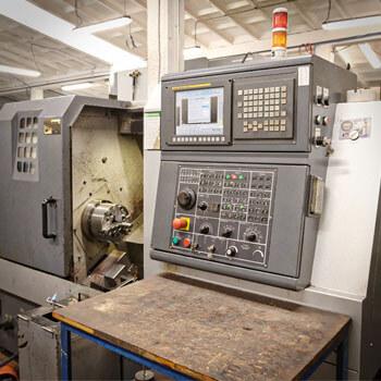 CNC sústruh LEADWELL LTC20B na CNC sústruženie