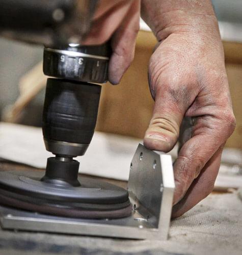 Povrchová úprava kovu chrómovaním