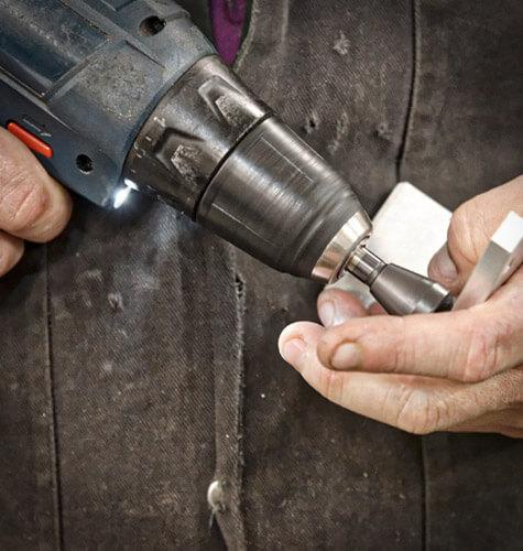 Povrchová úprava kovu kalením